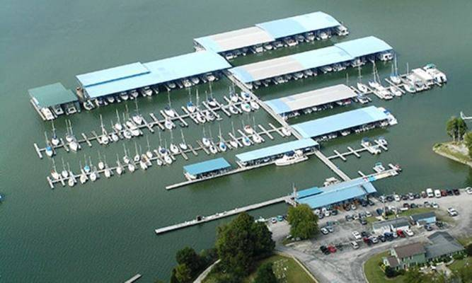 Blue Springs Marina