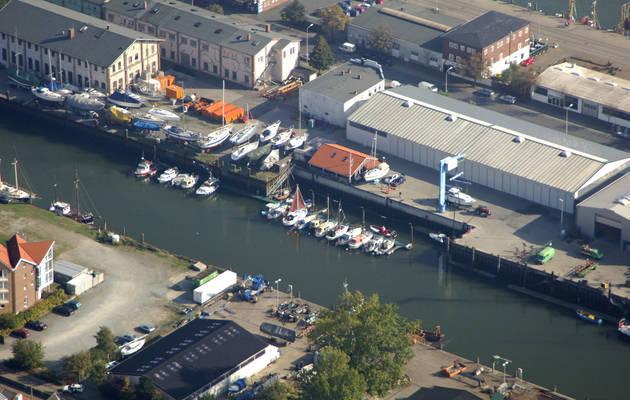 Cuxhaven Boatyard