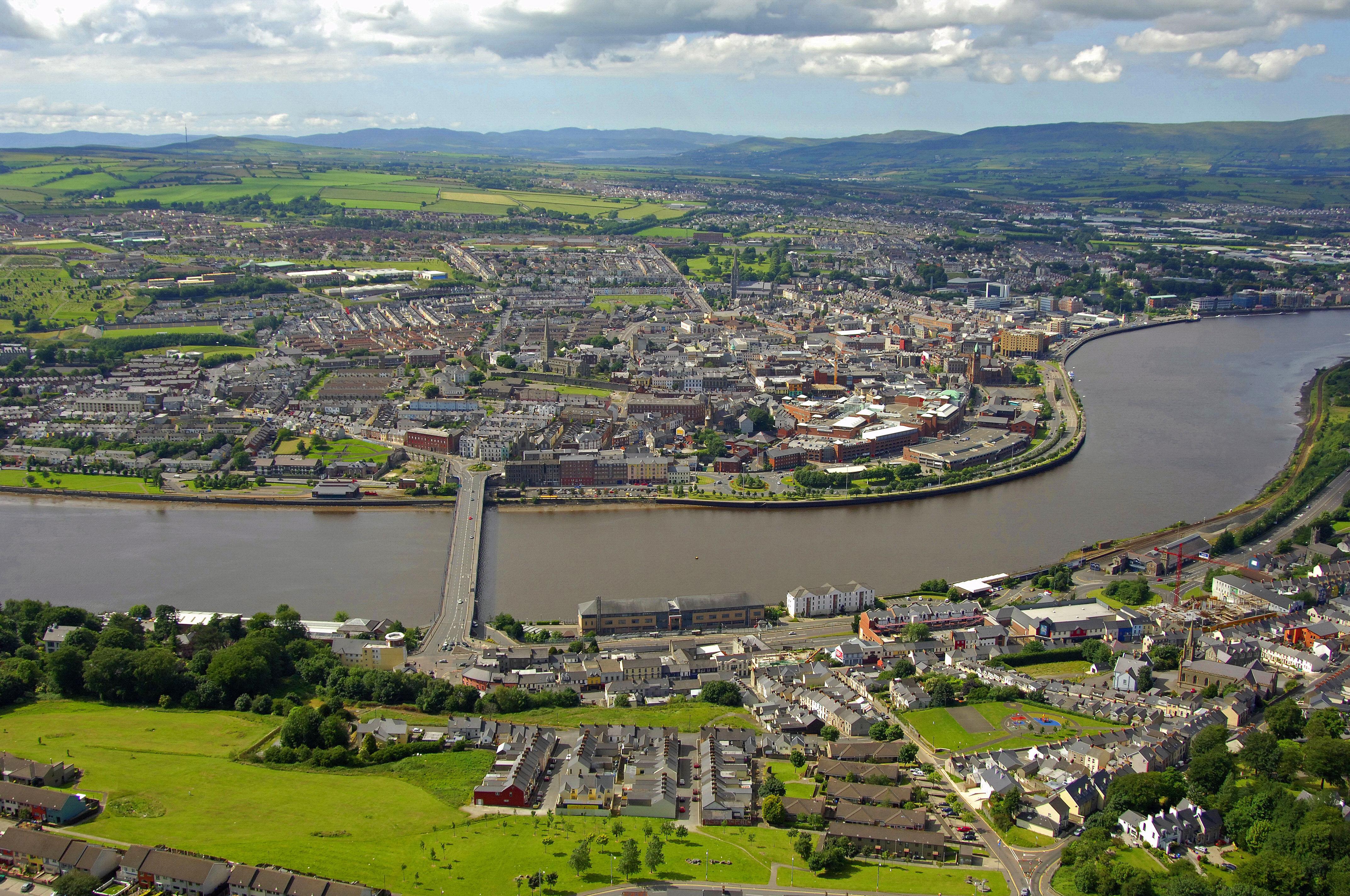 Rent A Car Derry Ireland