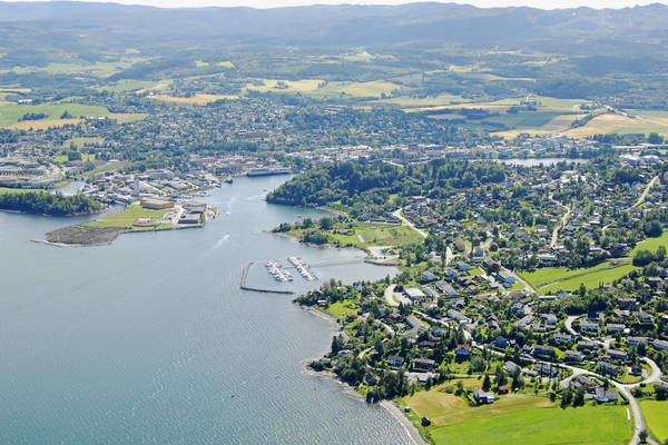 Levanger Harbour