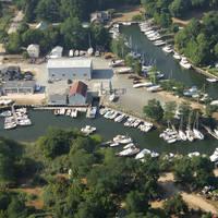 New Suffolk Shipyard at Schoolhouse Creek