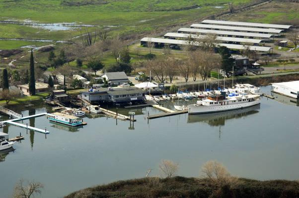 Rusty Porthole Marina (Boyd's Harbor)