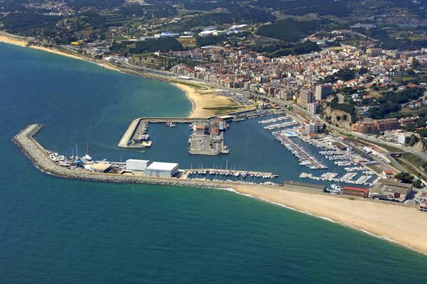 Port of Arenys De Mar Marina