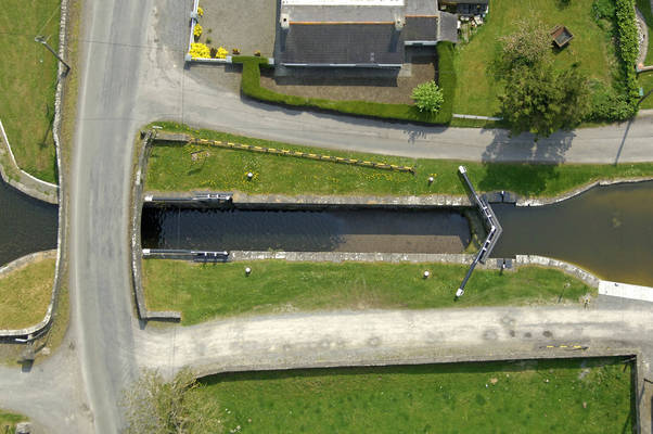 Royal Canal Lock 18