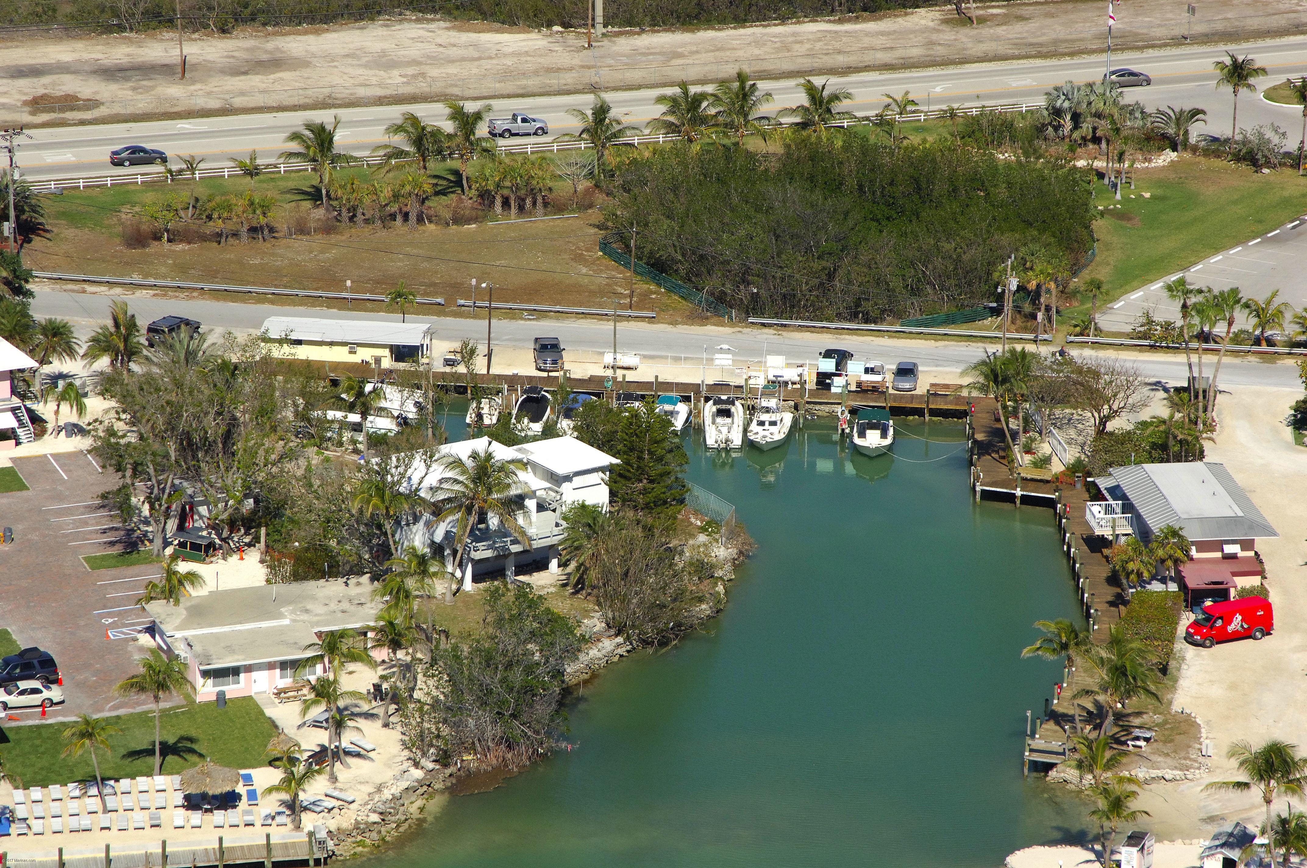 Who Owns Marina Island Bc