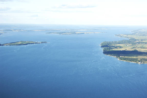 Saint Lawrence River Inlet