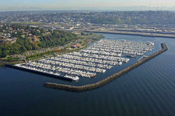 Seattle Yacht Club Elliott Bay Station