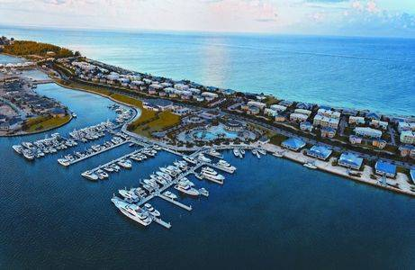 The Marina at Resorts World Bimini