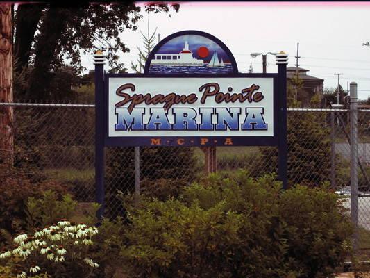 Sprague Pointe Marina