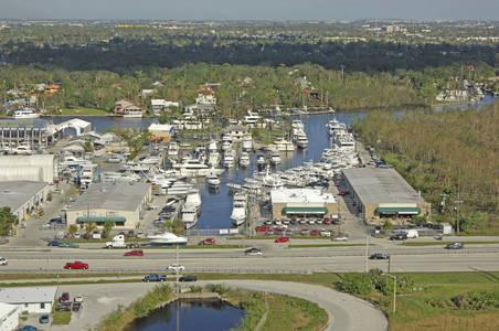 Bill Fish Marina In Fort Lauderdale Fl United States