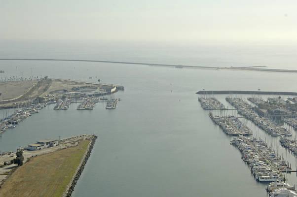 San Pedro Bay Inlet