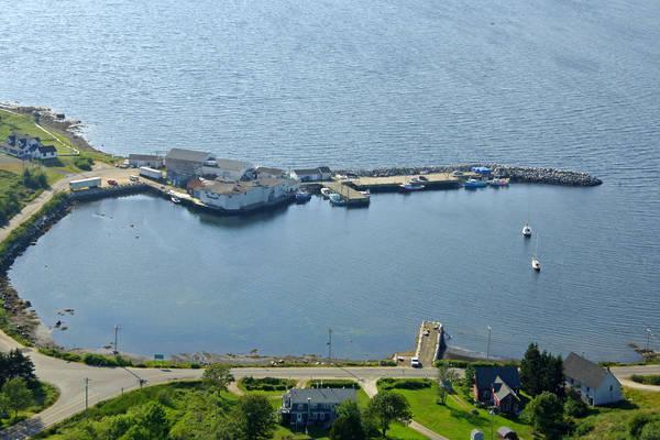 Blandford Harbour