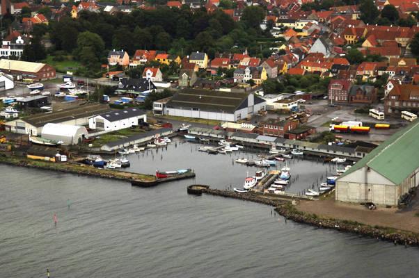 Rudkøbing Fiskerihavn
