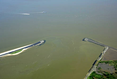 Zeehaven Canal Inlet