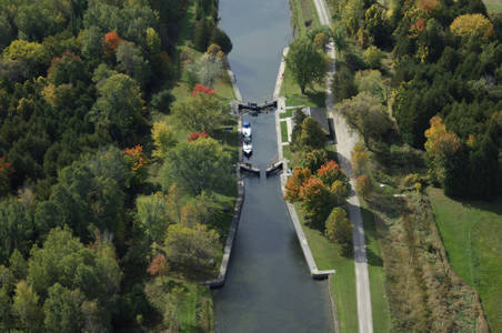 Trent Canal Lock 39