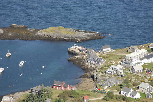 Monhegan Town Dock