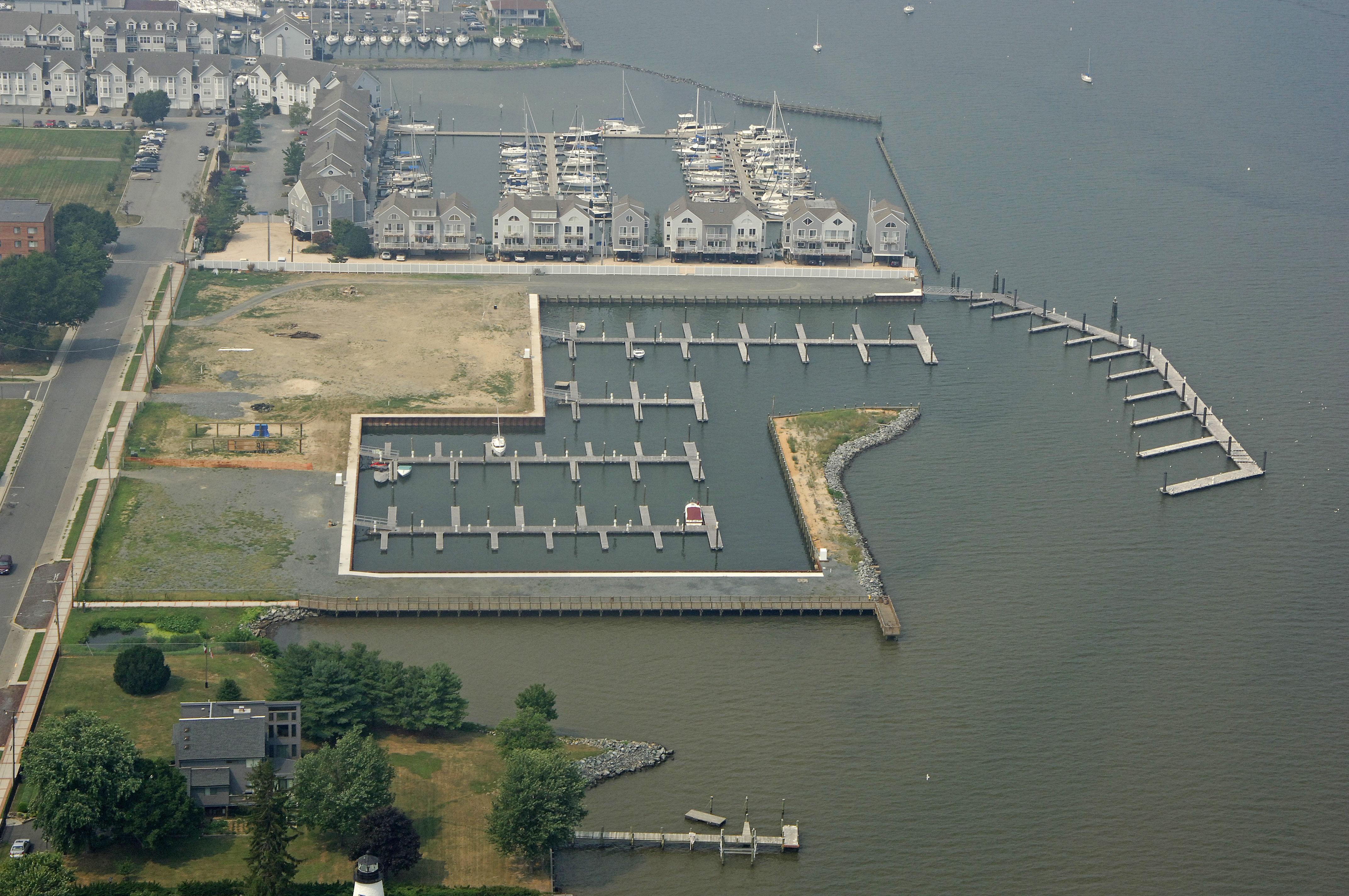 Penns Beach Marina at Heron Harbor in Havre De Grace, MD