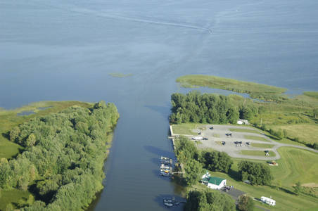 Great Chazy River Inlet