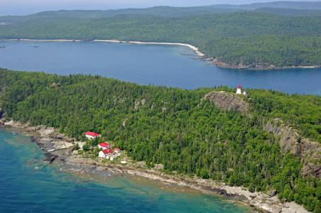 Slate Island Lighthouse