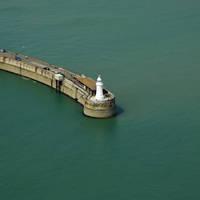 Dover Breakwater West End Light