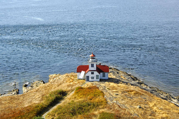 Patos Island Lighthouse