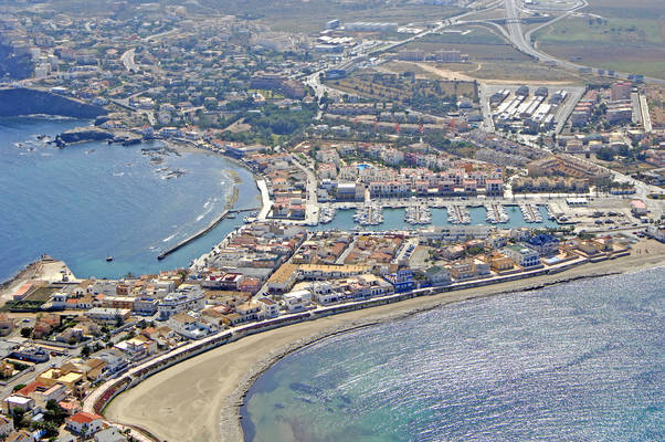 Cape of Palos Marina