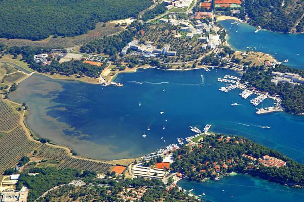 Marina Parentium Harbour