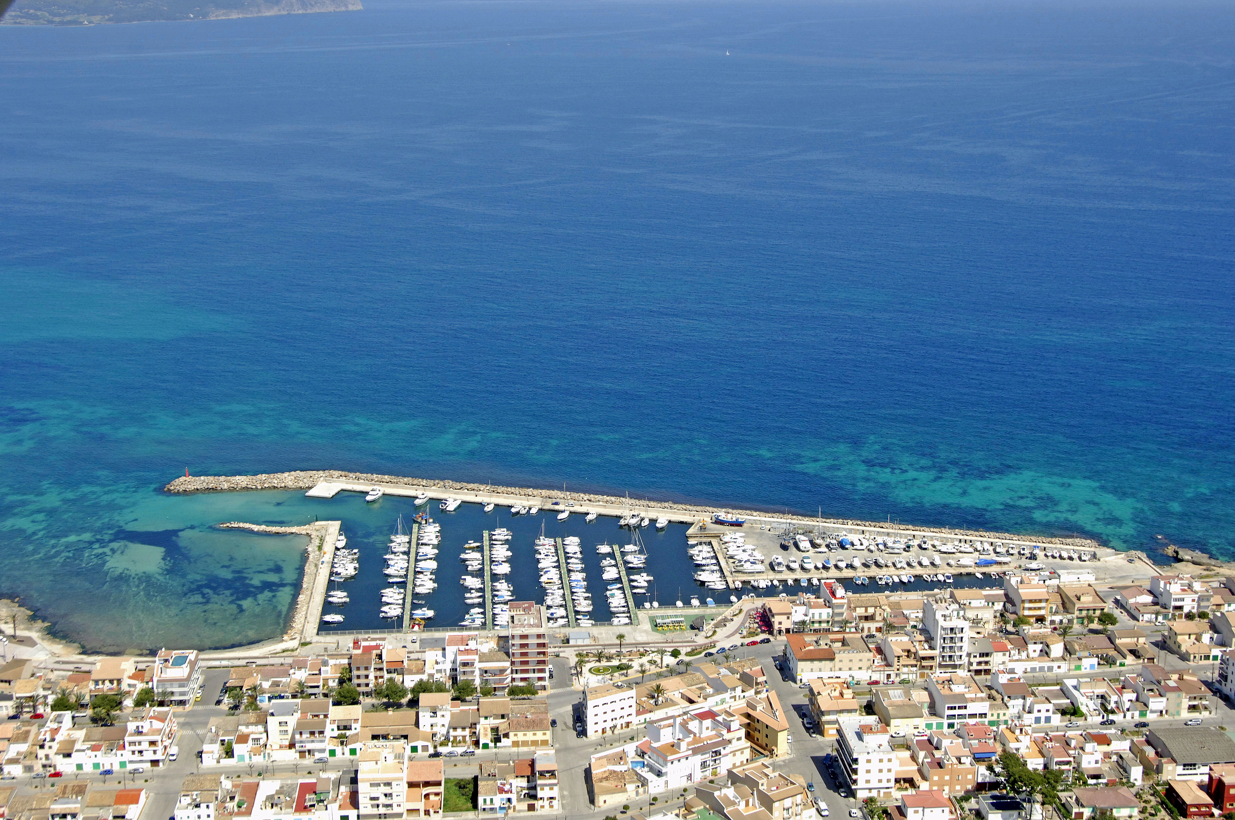 Puerto de can picafort marina in can picafort ballearic islands spain marina reviews phone - Puerto rico spain weather ...