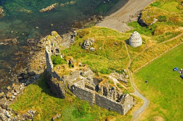 Dunure Castle