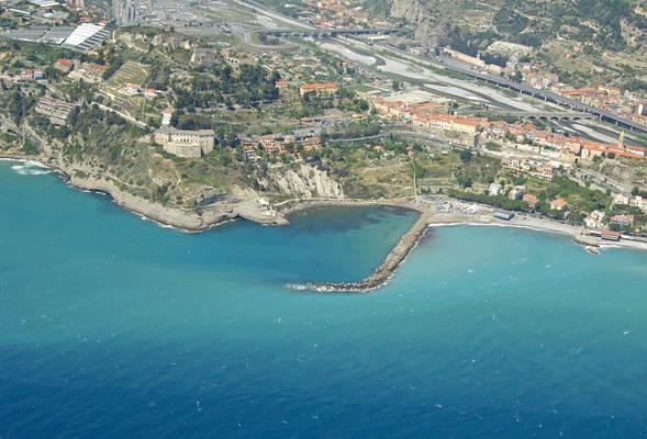 Cala del Forte Ventimiglia
