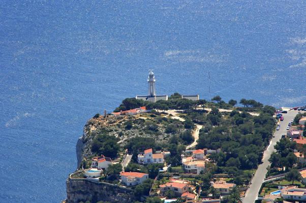 Cabo de la Nao Light