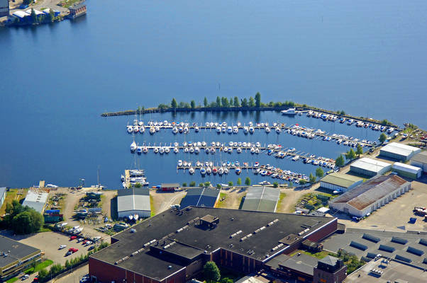 Hjertmans Sundsvall Marina