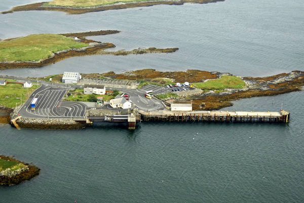 Lochmaddy Ferry