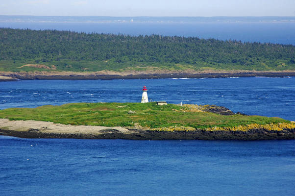 Peter Island Lighthouse