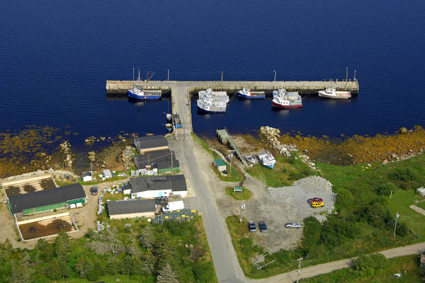 Bear Point Harbour Marina