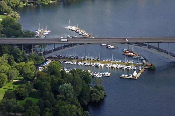 Vaesterbron Hamnen Marina