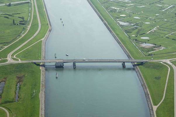 South Beveland Canal Postweg Bridge 2