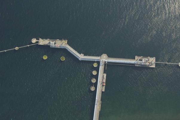 Stigsnæs Old Oil Refinery Dock