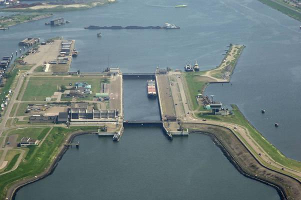Ijmuiden North Sea Canal North Lock