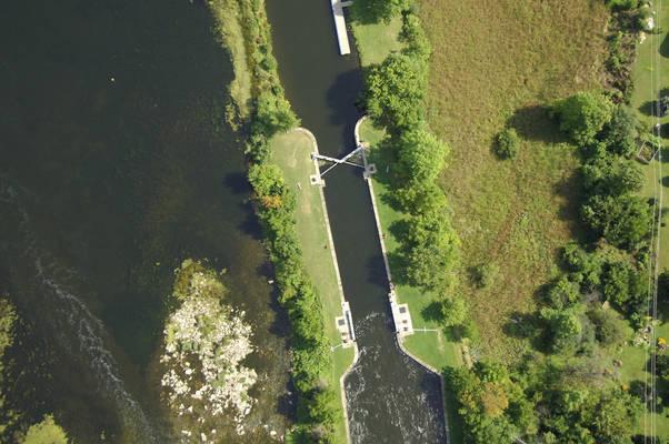 Rideau River Lock 21