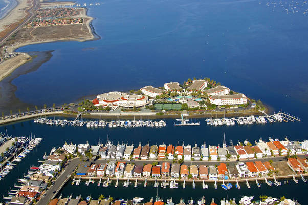 Loews Crown Isle Marina