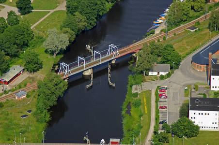Kungsor Railroad Bridge