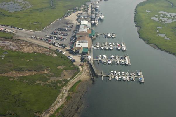 Two Mile Landing Marina