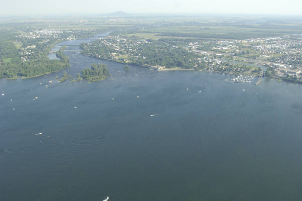 The Chambly Harbour