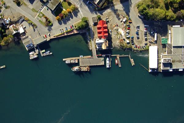 Ucluelet Public Dock