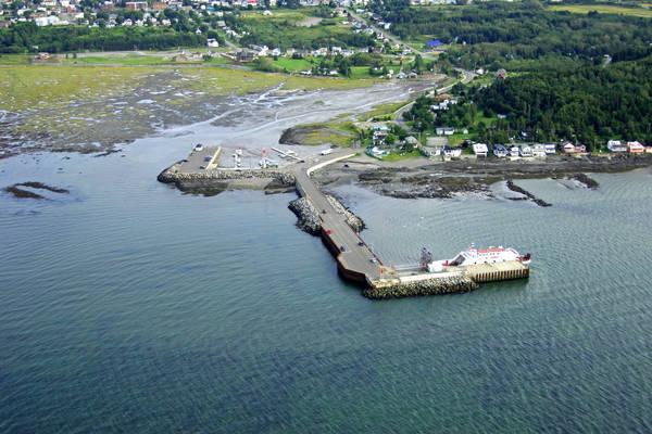 Trois Pistoles Marine Terminal Harbour