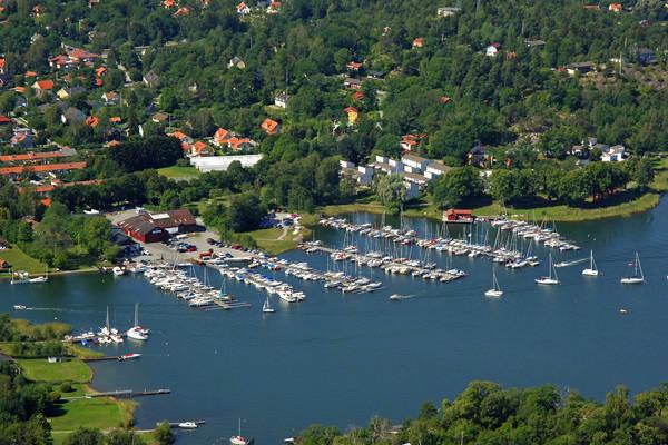 Osterskar Yacht Harbour