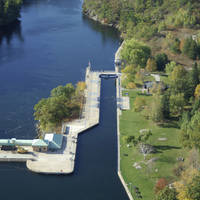 Trent Canal Lock 43