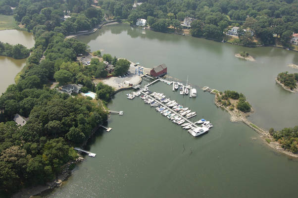 Tide Mill Yacht Basin