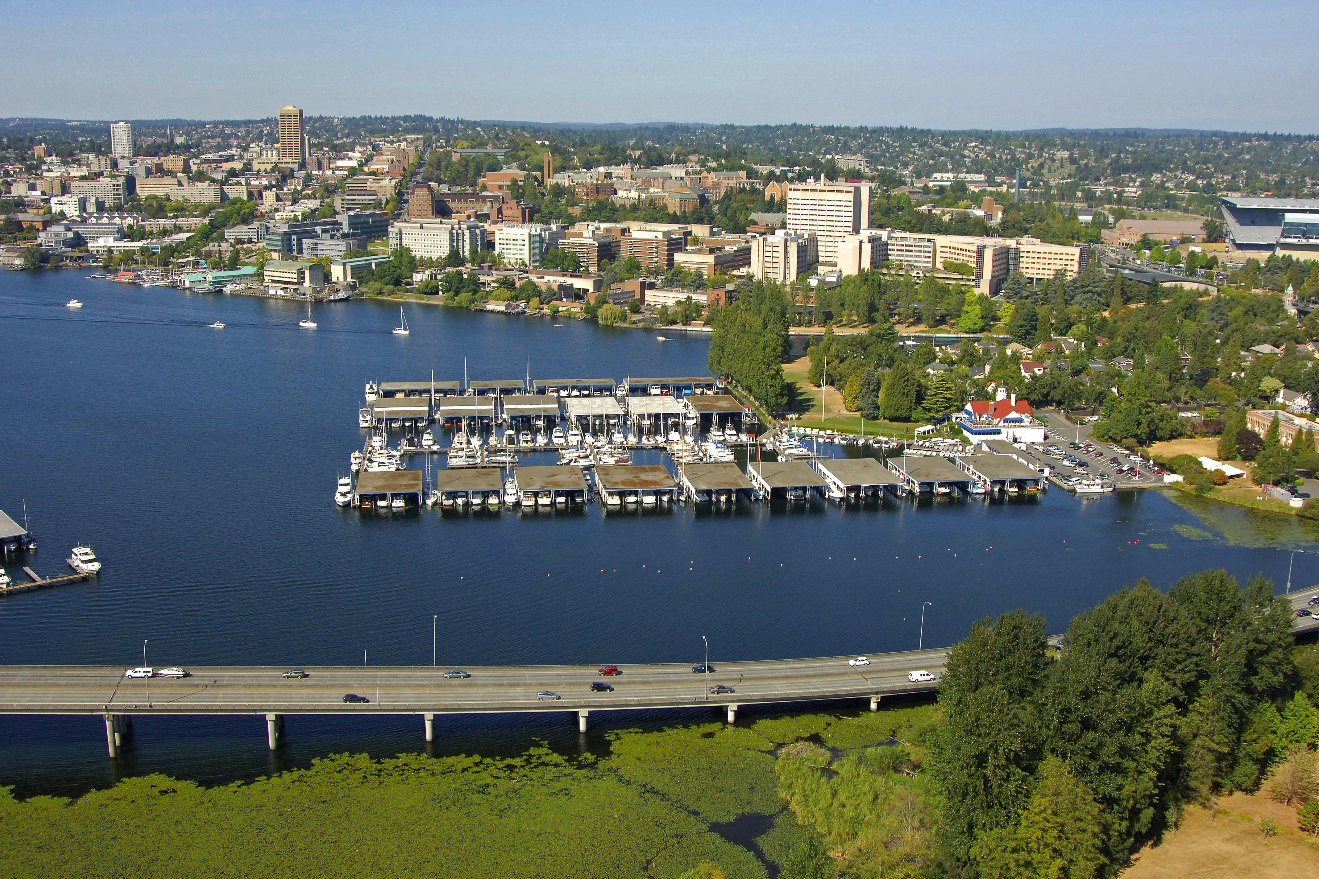 Seattle Yacht Club in Seattle, WA, United States - Marina Reviews
